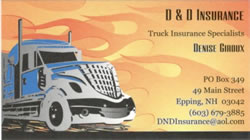 D and D Insurance