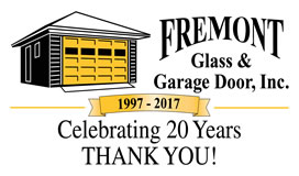 Fremont Glass Garage