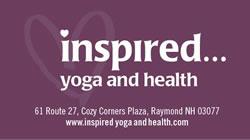 Inspired Yoga