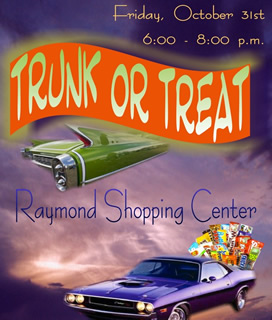 NLC Trunk or Treat