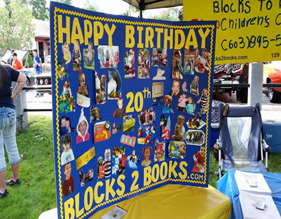 Blocks 2 Books