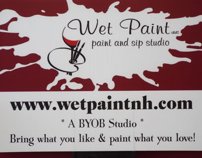 Wet Paint NH