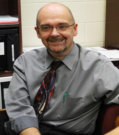 Steve Woodward